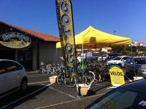 Magasin de location de Vélo à Capbreton (Landes)