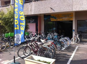 Magasin de location de Vélo à Capbreton