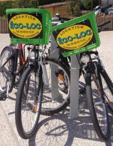 Vélos en location à Hossegor & Capbreton