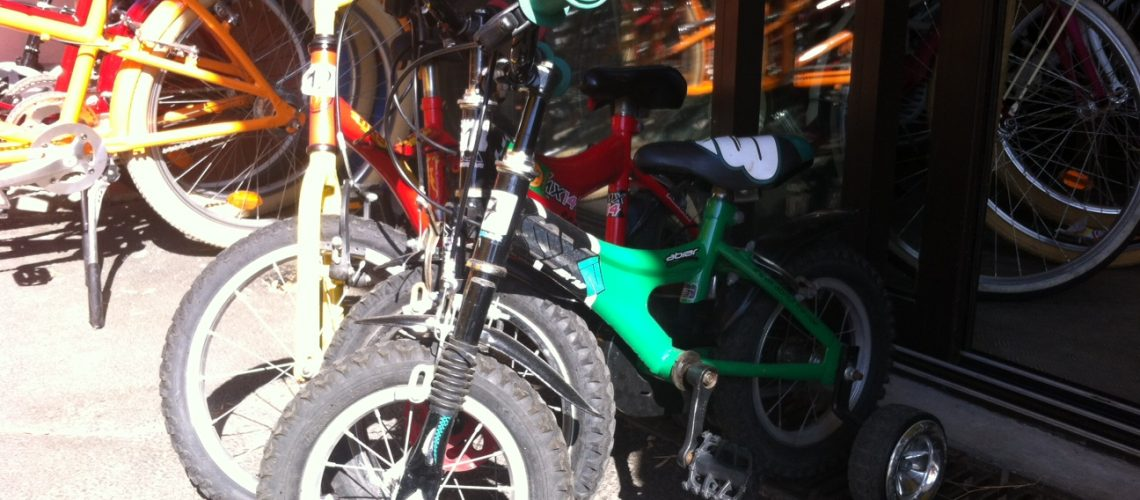 Vélos enfants en location à Hossegor & Capbreton