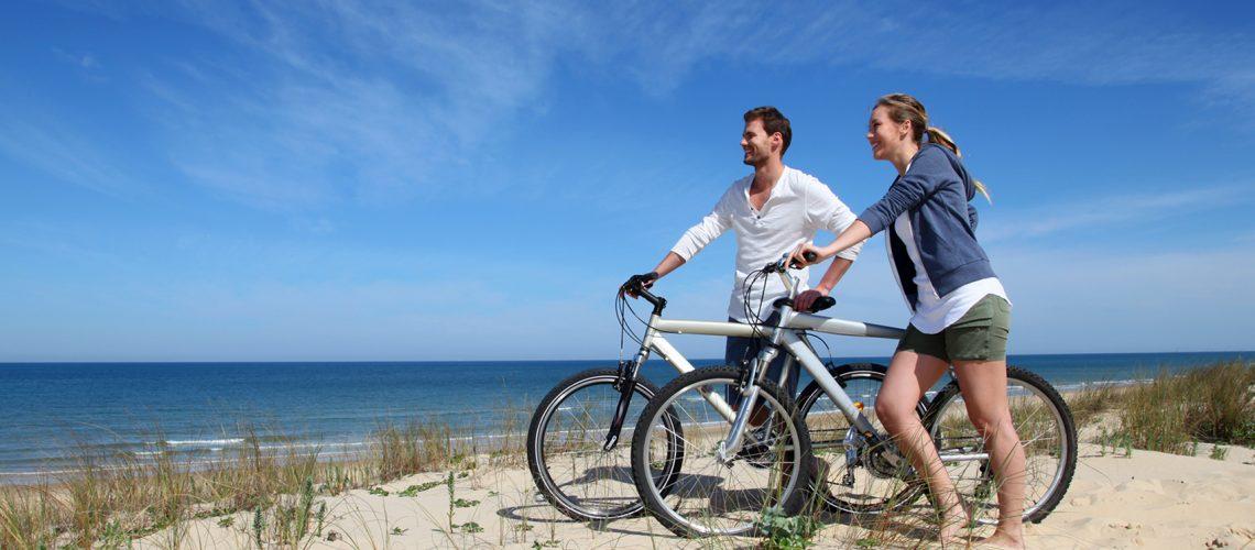 Balades à vélo à Hossegor & Capbreton