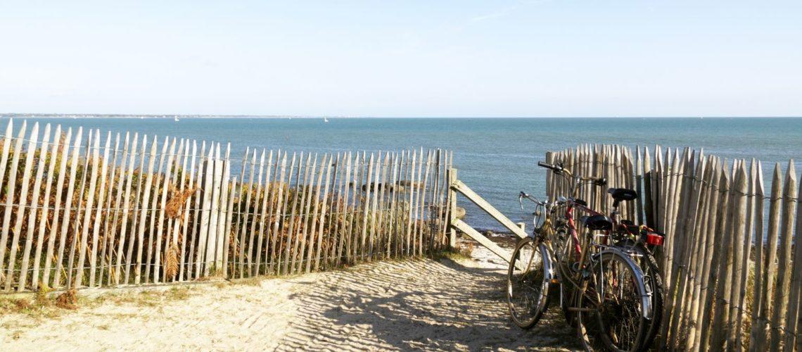 La balade à bicyclette